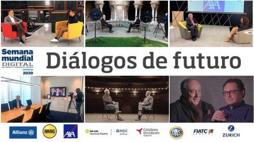 Diálogos de futuro Colegio de Barcelona noticias de seguros