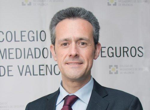Jorge Benítez, nuevo presidente del Colegio de Valencia noticias de seguros