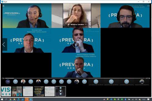 Previsora General encuentro Colegio de Valencia noticias de seguros
