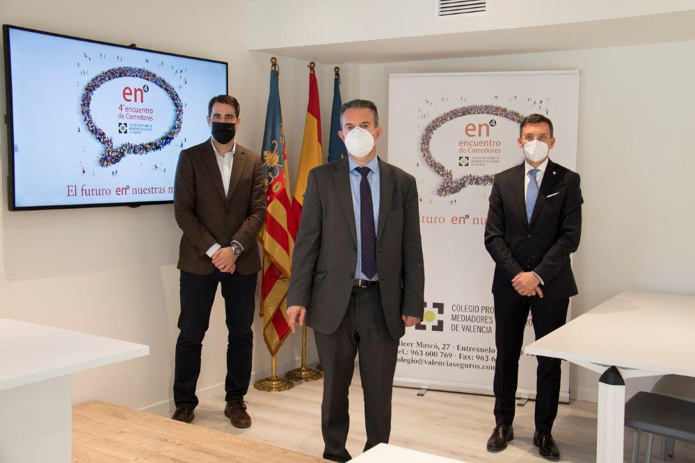 Colegio de Valencia encuentro mediadores noticias de seguros