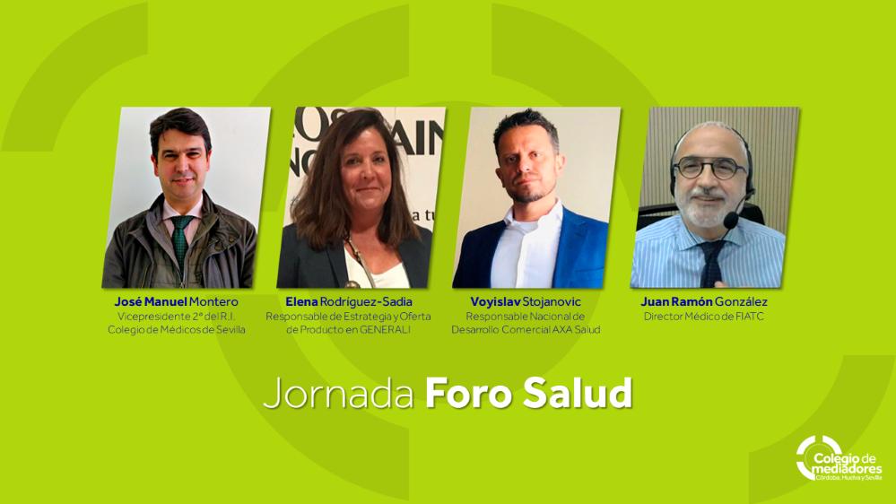 Foro seguro de salud Colegio de Córdoba, Huelva y Sevilla noticias de seguros