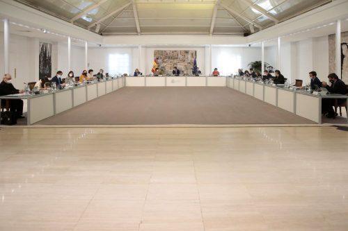 Consejo de ministros medidas de ayuda noticias de seguros