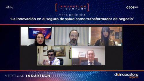 Divina Pastora foro innovación salud noticias de seguros