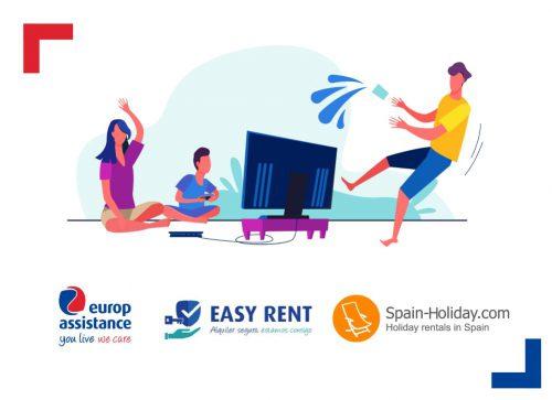 Europ Assistance acuerdo SpainHoliday noticias de seguros