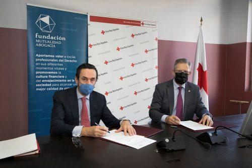 Mutualidad Abogacía acuerdo Cruz Roja noticias de seguros