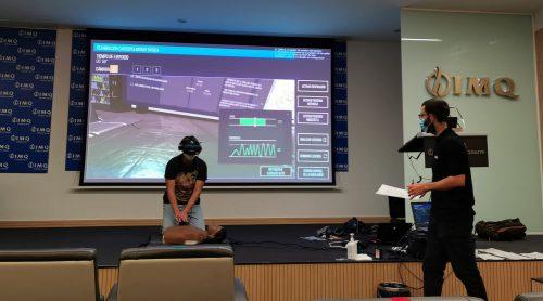 IMQ RCP y realidad virtual noticias de seguros