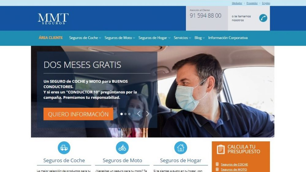 MMT Seguros campaña 10 noticias de seguros