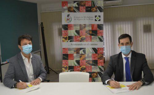 Plus Ultra renueva con el Colegio de La Rioja noticias de seguros