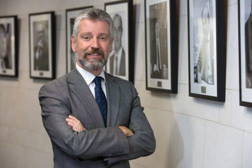 Fernando Salazar, presidente de CESCE noticias de seguros