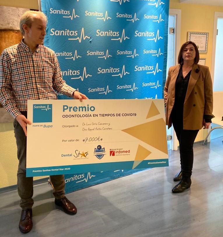 Sanitas Premios Dental Star noticias de seguros
