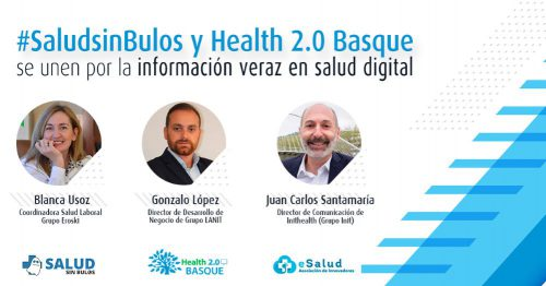Helath 2.0 Basque salud sin bulos noticias de seguros