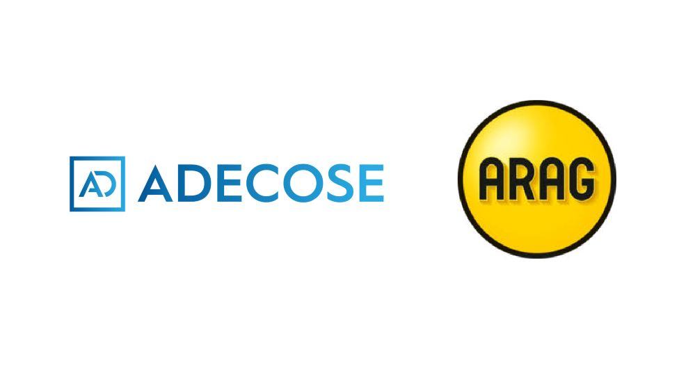 ADECOSE y ARAG noticias de seguros
