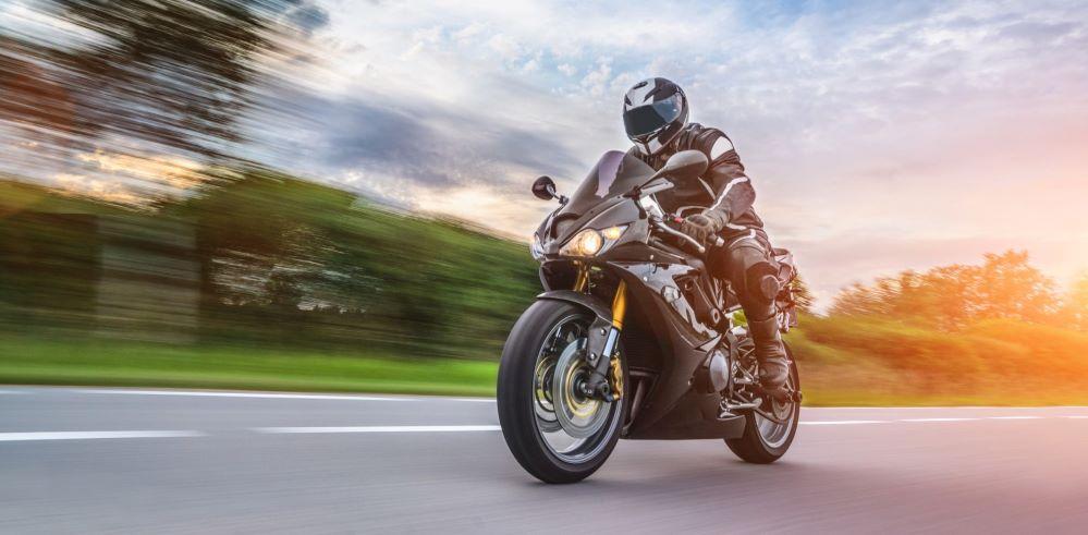 AMV accidentes de moto. Noticias de seguros.