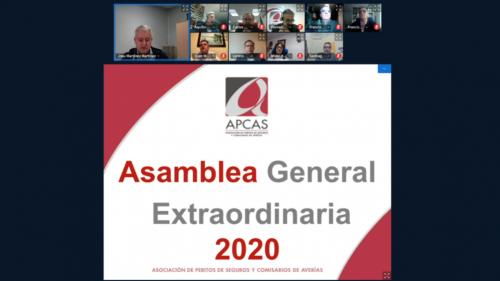 APCAS asamblea general noticias de seguros
