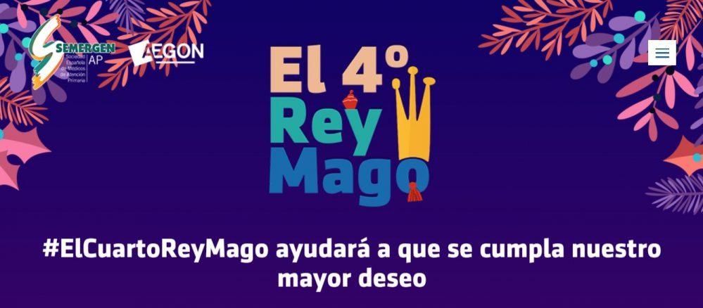 Aegon lanza #ElCuartoReyMago Noticias de seguros