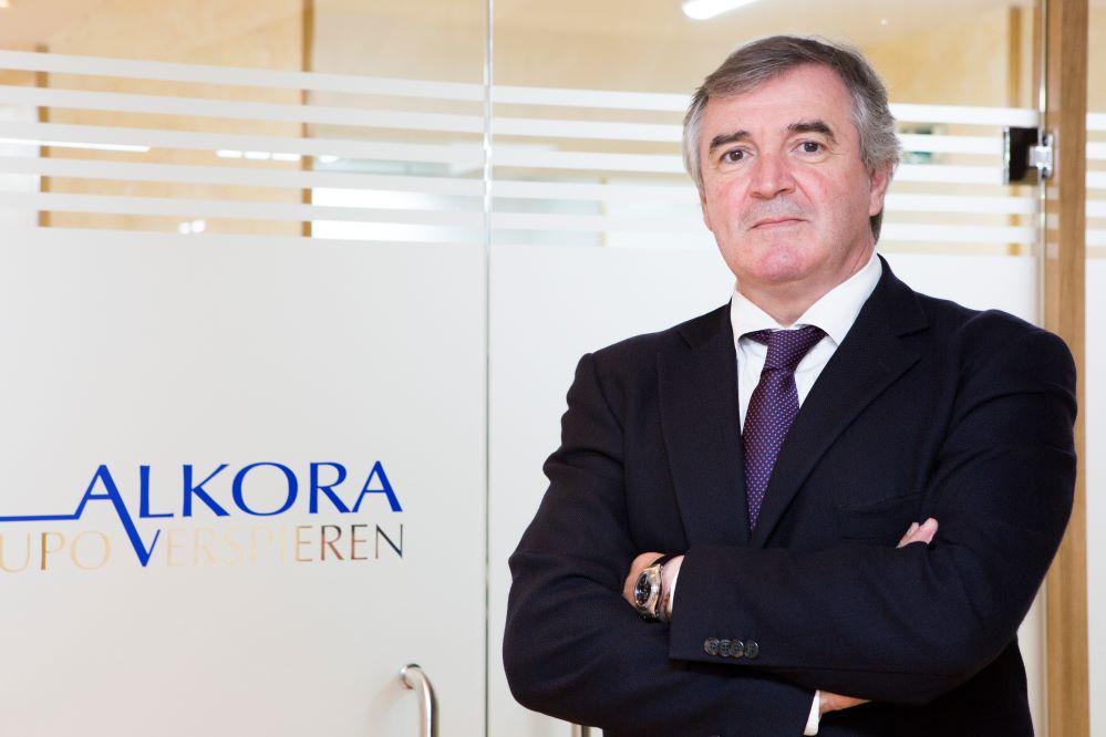 Grupo Alkora, Carlos Real de Asúa. Noticias de seguros
