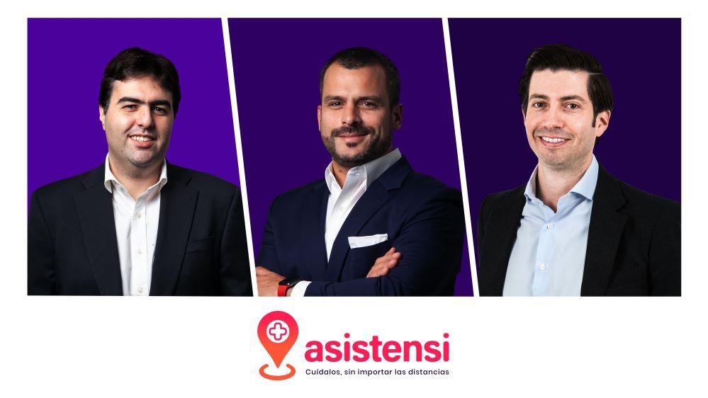 socios fundadores de Asistensi noticias de seguros