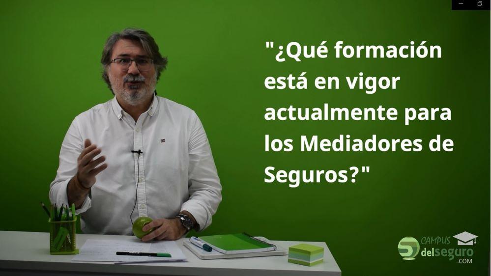 Campus del Seguro. Noticias de seguros.