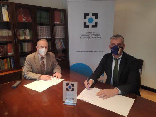 El Colegiod e Asturias renueva con Liberty. Noticias de seguros.