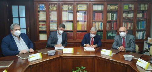 El Colegiod e Alicante renueva con Unión Alcoyana. Noticias de seguros