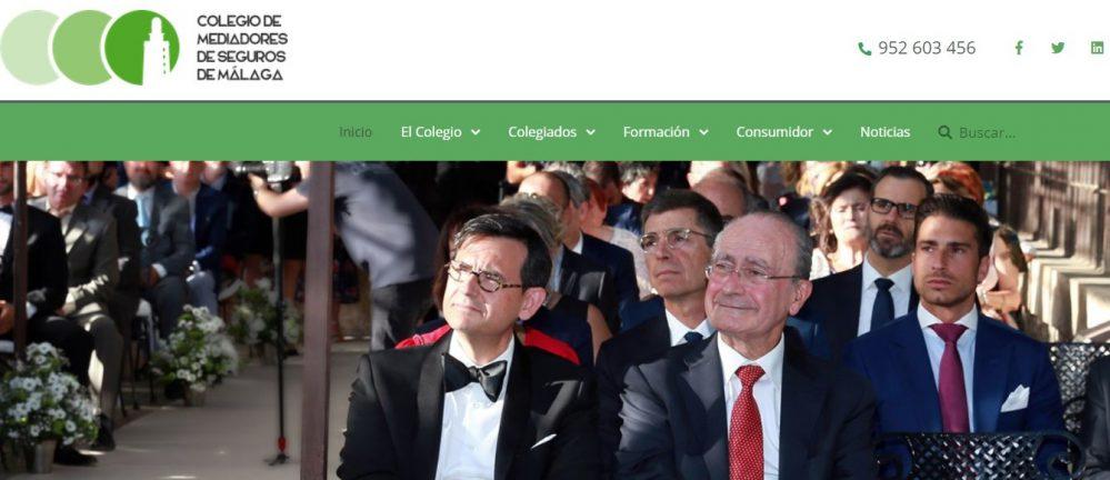 Colegio de Málaga y Senassur acuerdo con Liberty Seguros noticias de seguros