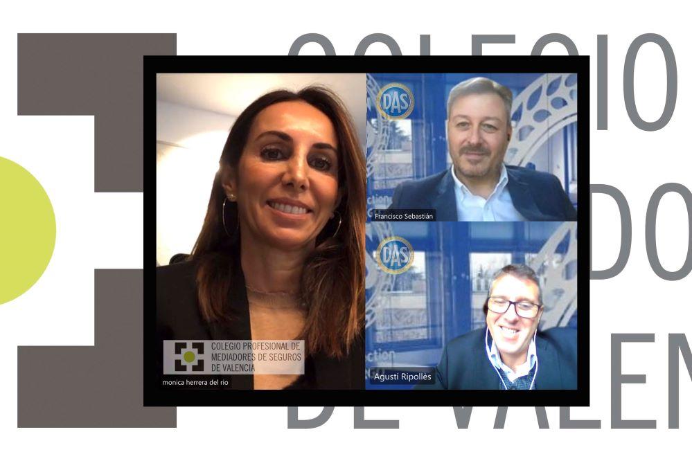 Colegio de Valencia acuerdo DAS noticias de seguros