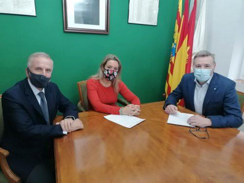 Acuerdo entre el Colegio de Zaragoza y Terual noticias de seguros