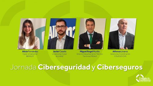 Jornada de ciberseguridad del Colmedse noticias de seguros