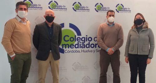 Acuerdo entre Cristalbox y Colmedse. Noticias de seguros