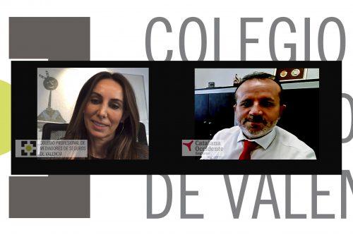 El Colegio de Valencia renueva con Catalana Occidente. Noticias de seguros.