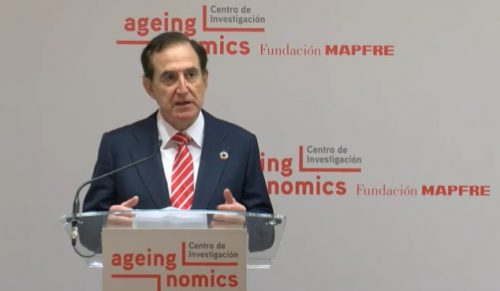 Fundación Mapfre analiza el poder adquisitivo de los mayores de 55 años. Noticias de seguros