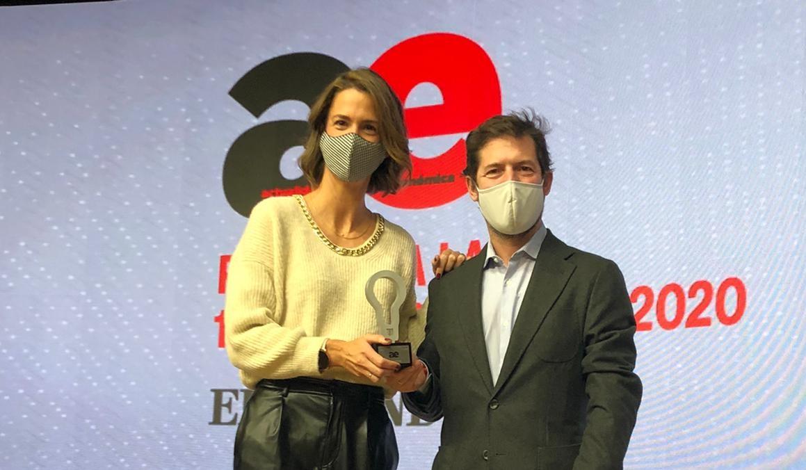 Pelayo premio Actualidad Económica. Noticias de seguros