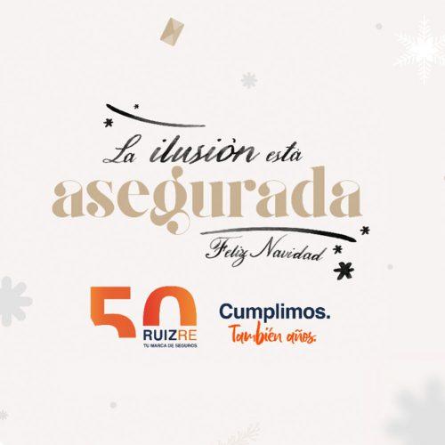 Ruiz Re asegura la Navidad noticias de seguros