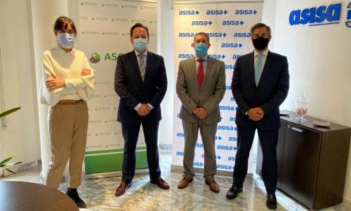 ASISA renueva con ASOCCEX. Noticias de seguros