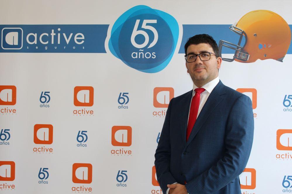Active Seguros, Rafael Domínguez. Noticias de seguros