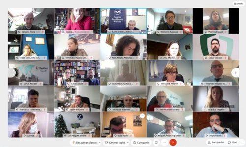 Brindis Solidario del Colegio de Asturias. Noticias de seguros