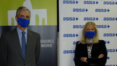 El Colegio de Madrid renueva con Asisa. Noticias de seguros