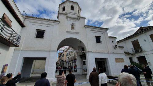 Terremoto de Granada enero de 202º. Noticias de seguros.