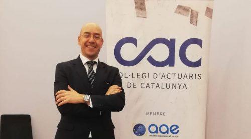 Conferencia de David Cano en el CAC. Noticias de seguros