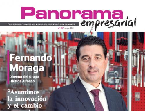 Kalibo Panorama empresarial. Noticias de seguros
