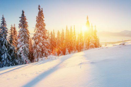 Salud de los ojos con el frío. Noticias de seguros