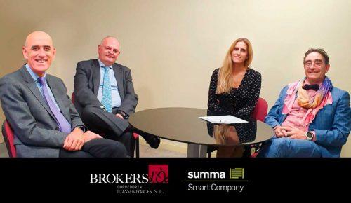 Aumma y Brokers D¡Oc noticias de seguros