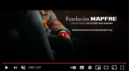 Fundación Mapfre campaña. Noticias de seguros