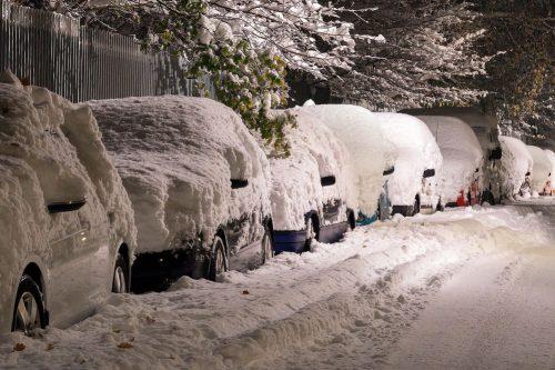 Arrancar el coche con frío noticias de seguros