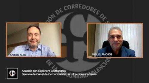 ACS-CV acuerdo Exponent. Noticias de seguros