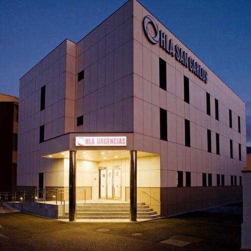 El hospital HLA San Carlos de Denia. Noticias de seguros