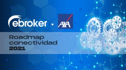 AXA y ebroker. Noticias de seguros