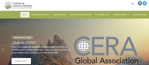 Actuarios CERA. Noticias de seguros