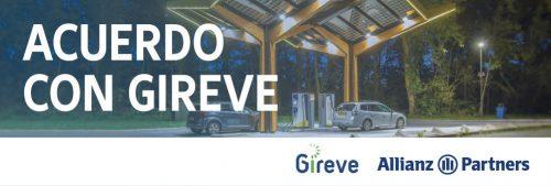 Allianz Partners se alía con Gireve. Noticias de seguros