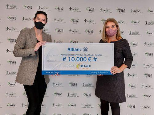 Allianz ayuda a la AECC Noticias de seguros
